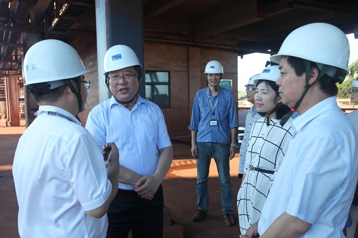 市委常委、组织部长张明超调研衢山镇乡村振兴和基层党建工作